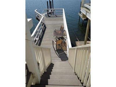 Photo for Beautiful lakefront Home with private beach, private dock, views of Mt. Konocti