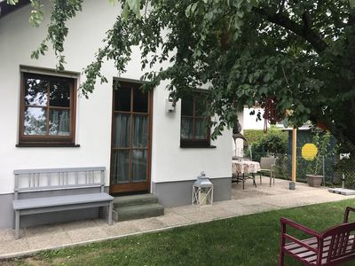 Photo for Small house with garden near the city of Salzburg