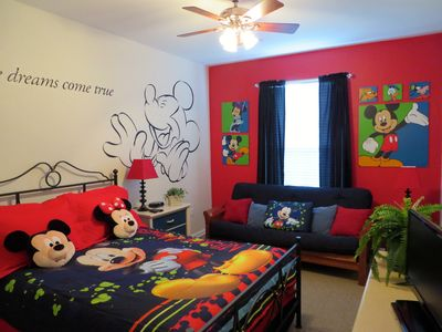 Photo for 2BR-2BA Lakeview Windsor Hills Condo by Pool & Water Park - 2 Miles to Disney