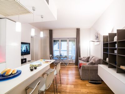 Photo for Elegant apartment close to the Spanish Steps