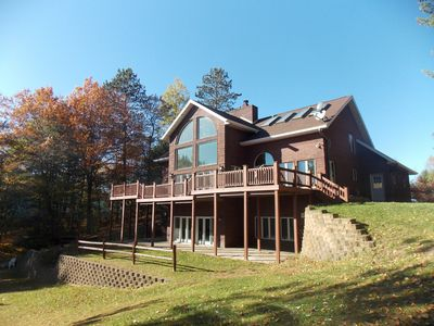 Photo for Secluded 4+ Acres Waterfront On Lake Alice