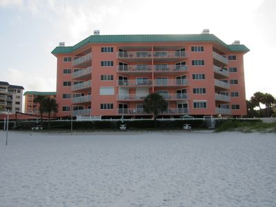 Photo for Beautiful beachfront 2bed/2bath condo with loads of space!
