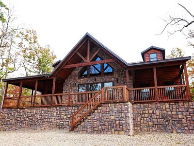 Photo for Durango Lodge! 5 Bedroom Family Lodge with the best Location and a Game Room!