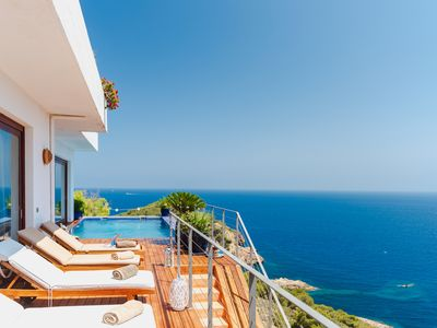 Photo for Exclusive 4 Bedroom Villa with Private Infinity Pool, Ibiza Villa 1067