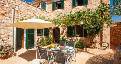 Photo for Es Llombards house for 1 - 6 people with 3 bedrooms - Holiday home