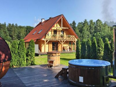 Photo for Holiday homes, Gulbity  in Masurische Seenplatte - 8 persons, 3 bedrooms