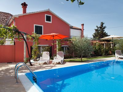 Photo for Luxury Villa On The Beach, Large Terrace, Private Pool, Garden And Patio