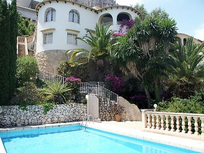 Photo for Vacation home Susana in Calpe/Calp - 6 persons, 3 bedrooms