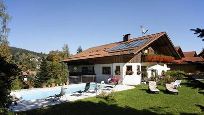 Photo for Holiday apartment Bayerisch Eisenstein for 2 - 3 persons with 2 bedrooms - Holiday apartment