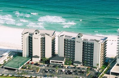 The Palms - Just steps from the beach!