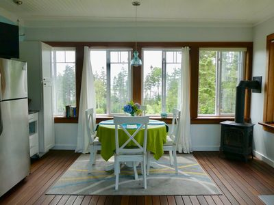 Photo for Idyllic One Bedroom Suite with Delightful Ocean and Island Views near Acadia
