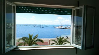 Photo for APARTMENT FIRST LINE MAR MENOR, WITH WIFI, BEAUTIFUL VIEWS