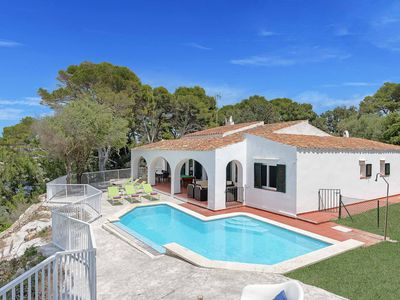 Photo for Casa Olives - large villa with breathtaking sea views! Pool, Wi-Fi ,& A/C