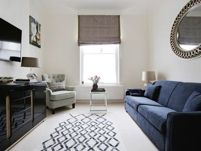 Photo for Experience true London living in this newly refurbished apartment.