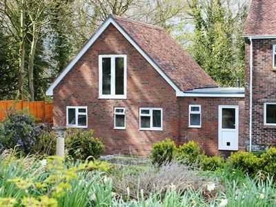 Photo for Beautifully converted cottage in peaceful country setting near Lulworth Cove