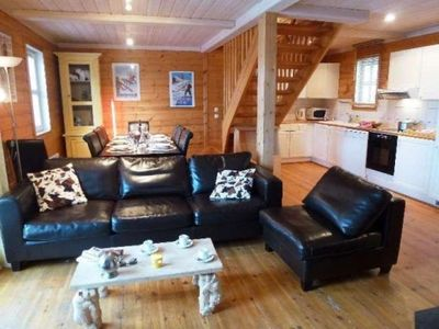 Photo for House Flaine, 5 rooms, 8 persons