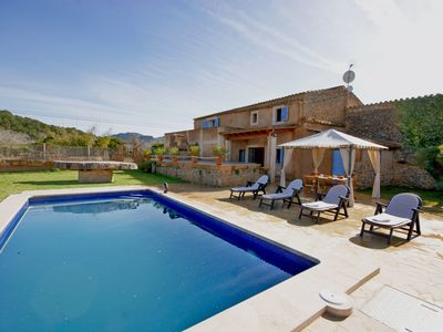 Photo for Finca Ca'n Roca - House for 10 people