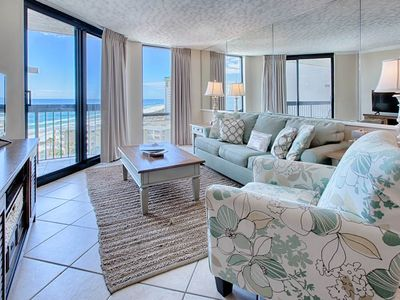Photo for Amazing Unit, Splash pad and multiple pools on-site, Beach-front