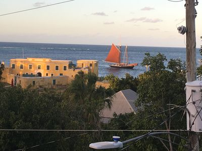 Photo for 2BR/1BA apt w views in prime downtown Christiansted location