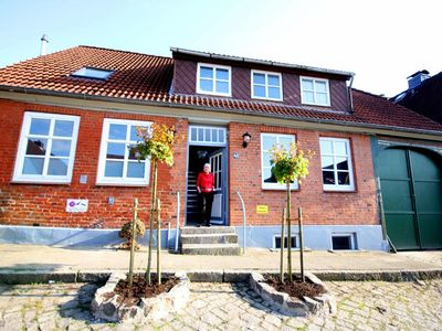Photo for Apartment Bad Segeberg for 2 - 4 people with 1 bedroom - Historical building