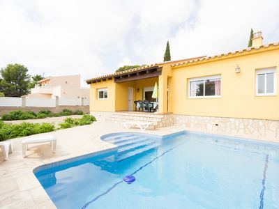 Photo for FAMILY PRIVATE VILLA WITH SWIMING-POOL, BBQ AND WIFI_TORD I