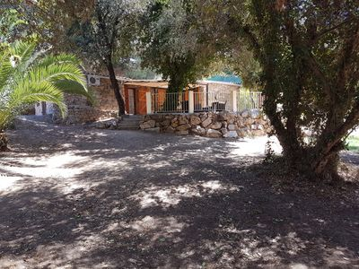 Photo for country house, large private lot, 800 m from the sea, pets allowed