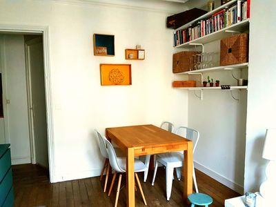 Photo for Charming 2 rooms in Montmartre