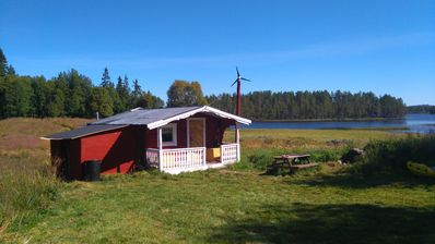 Photo for Idyllic cabin for peace & quiet