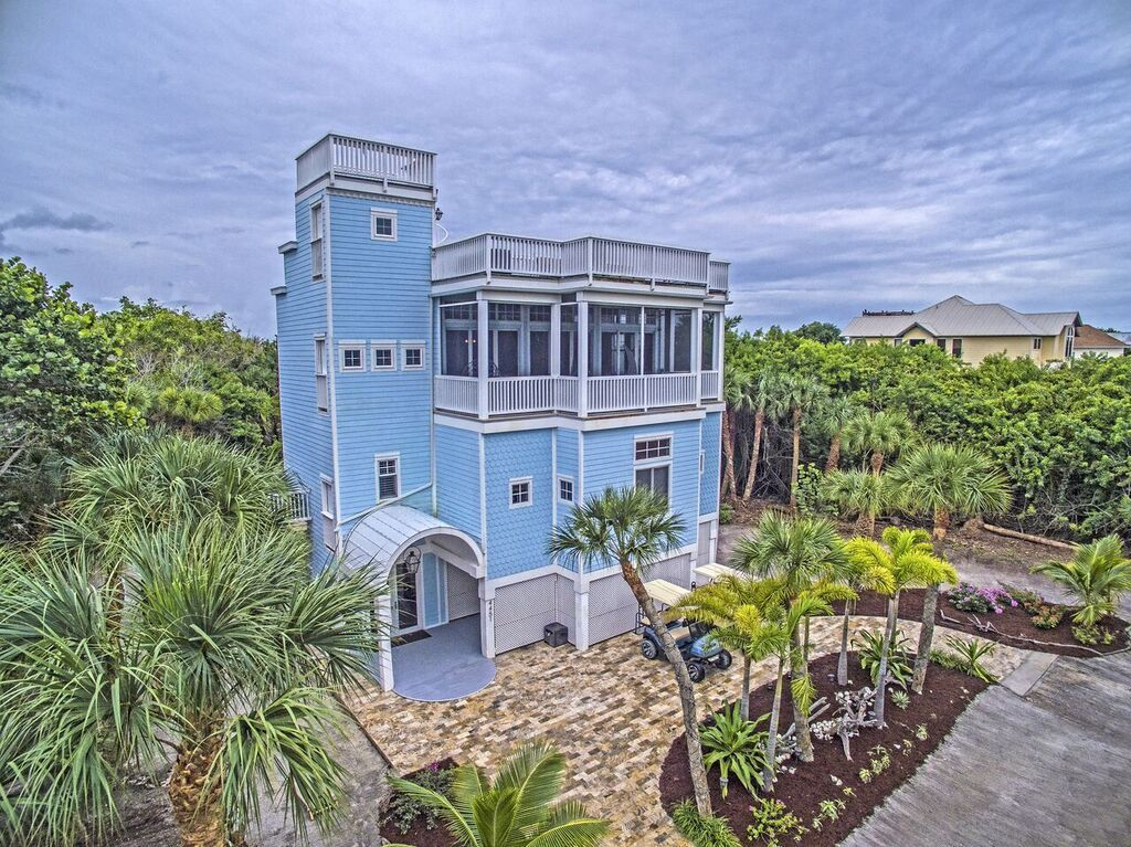 Hy Hours Beach House Your Hiness Begins Here This Is Luxury Sleeps 11 Captiva