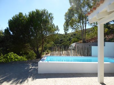 Photo for Lovely holidayhome for 2 persons+2children with pool!