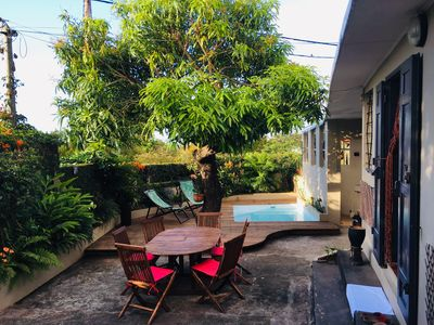 Photo for The Kas Paradis! Small cozy and warm Creole house