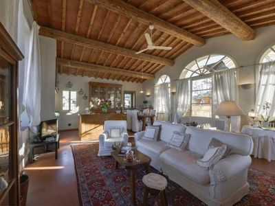 Photo for Spacious Visconti apartment in Duomo with WiFi, integrated air conditioning, private roof terrace &…