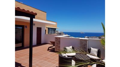 Photo for Luxury penthouse with spectacular sea views!