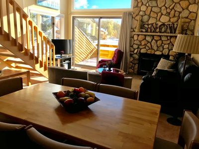 Photo for Lovely Trout Creek Condo - 3 Pools - Tennis, Golf, Lakes & Beaches Nearby