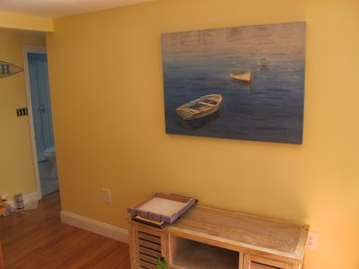Photo for Great Summer entertaining possibilities, Walk to beach. Off season rate