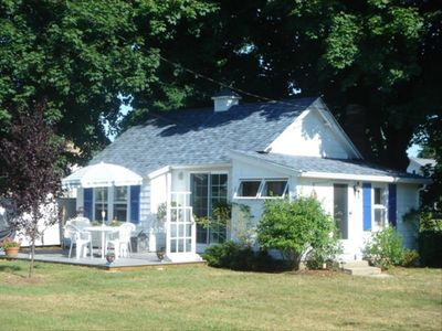 Photo for Saybrook Point Cottage  - Charming and Private
