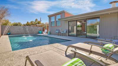 Photo for New Scottsdale Home Walk to Old town  Heated pool