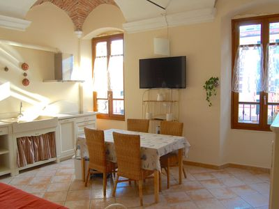 Photo for Charming apartment in the historic center