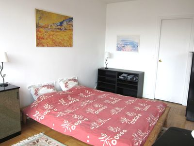 Photo for Large 2 room apartment very bright and sunny