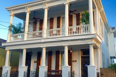 Expertly restored, 100+year old Greek Revival