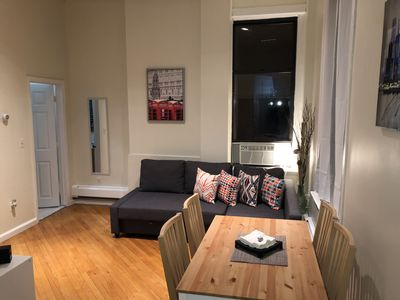 Photo for FANTASTIC 1Bed 1 BR South End close to everything!