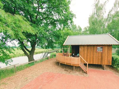 Photo for Experience a unique stay in this nice accommodation set in a holiday park with indoor swimming pool