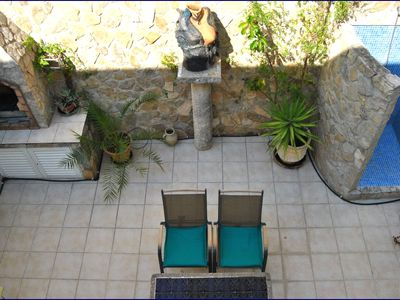 Photo for A well-equipped and cozy townhouse in Tavira romantic