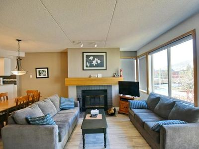 Photo for 1 Bedroom Mountain Side Condo w/ Patio - 1114  Blue Mountain Lodges