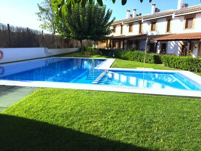 Photo for Rural House with Pool and Paddle court in the Subbética