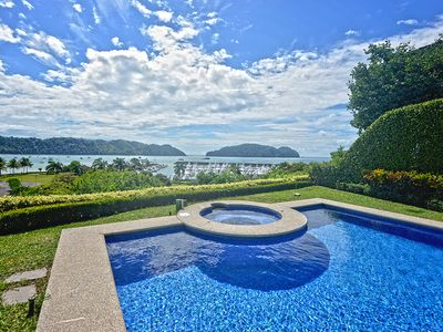 Photo for Exceptional  Luxurious Villa with breathtaking ocean and marina view.