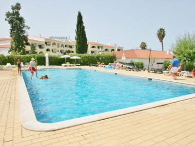 Photo for One bedroom Apartment, sleeps 4 with Pool, Air Con and FREE WiFi