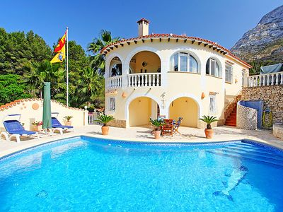 Photo for Vacation home Casa Stella  in Dénia, Costa Blanca - 4 persons, 2 bedrooms