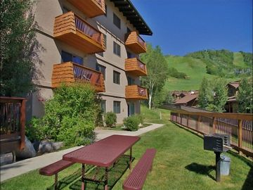 Storm Meadows Condos, Steamboat Springs, CO, USA