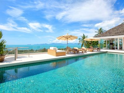 Photo for OCEAN VIEWS TO DIE FOR !